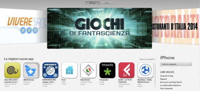 iMieiFarmaci inserita tra le migliori App da Apple nella categoria iPhone